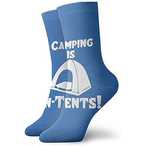 Be-ryl Frauen Camping ist in Zelten Athletic Socks Moisture Control Thermal Socks