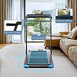 Zoom IMG-1 dreamade tapis roulant pieghevole e