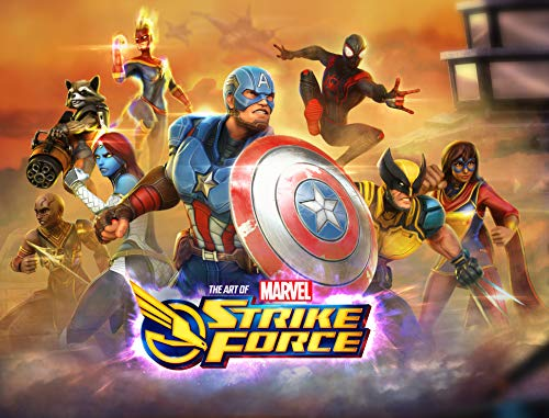 Marvel Strike Force: The Art Of The G