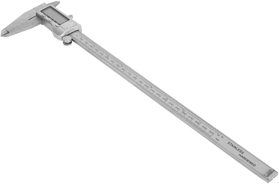 0-300mm Standard Micrometer Gauge Reliability Ruler High Spring Seasonal Wrap Introduction new work one after another Digital