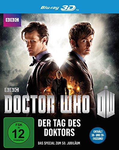 Der Tag des Doktors (inkl. 2D-Version) [3D Blu-ray]