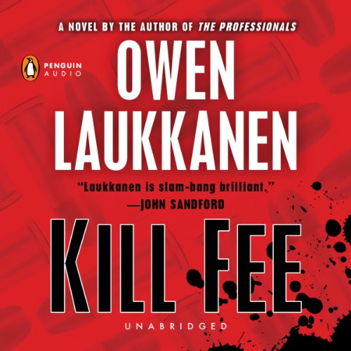 Kill Fee audiobook cover art