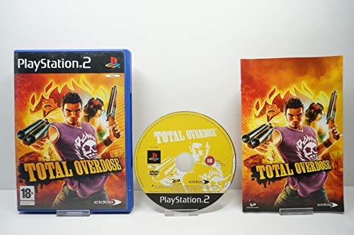 Total Overdose Ps2 Uk