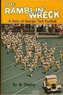 ramblin wreck football