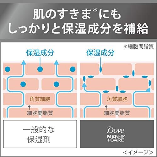 ダヴメン+ケアモイスチャー泡洗顔料140mL