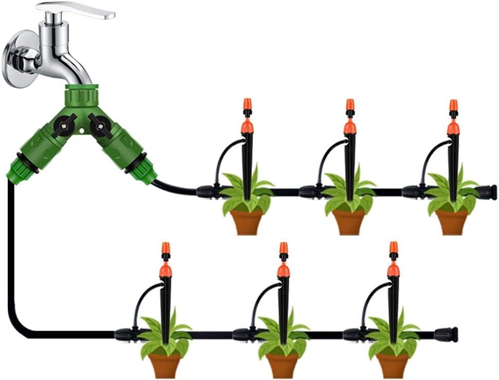 BBGS Micro Flow Drip Washington Mall Watering Max 53% OFF Irrigation System DIY Plant Patio