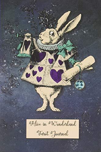 Alice in Wonderland Tarot Journal