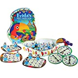 Educational Insights Frida's Fruit Fiesta Alphabet Game, Easter Game for Kids for Preschoolers & Toddlers, Letter Recognition, Fine Motor Skills, Ages 4+