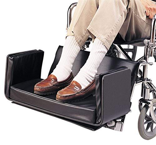Wheelchair Footrest Extender Side-Kick Add On