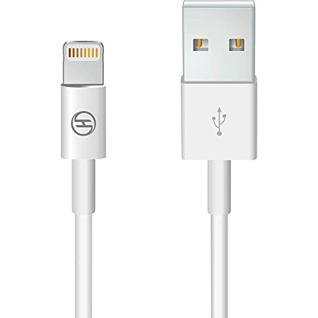 Apple MFi Certified 2Pack Apple iPhone//iPad Charging//Charger Cord Lightning to USB Cable Compatible iPhone 11// X//8//7//6s//6//plus//5s//5c//SE,iPad Pro//Air//Mini,iPod Touch Original Certified White 1M//3.3FT