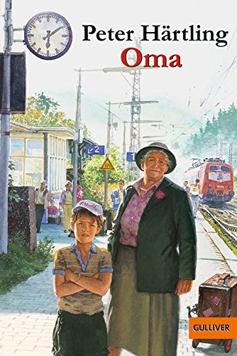 Oma: Roman für Kinder (German Edition)