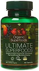 Natures aid ultimate superfoods is bursting with 31 organic superfoods High levels of vitamins, minerals, enzymes and amino acids A convenient way of ensuring your body gets the nutrients it needs Free from artificial colours and flavour