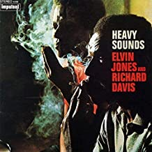 elvin jones and richard davis heavy sounds