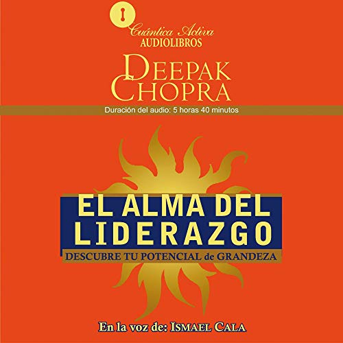El Alma del Liderazgo [The Soul of Leadership] copertina