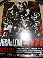 EXILE TRIBE/HiGH&LOW THE MOVIE2 ポスター