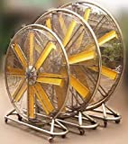 Grupo Contact Big Fan (Ventilador Gigante portátil), Varias potencias (PI-60)-1 (1600W)