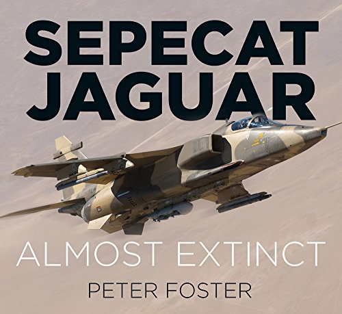 Sepecat Jaguar: Almost Extinct