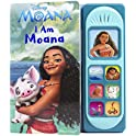 Disney Moana I Am Moana Little Sound Book