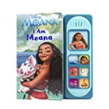 Disney Moana - I Am Moana Little Sound Book - PI Kids (Play-A-Song)