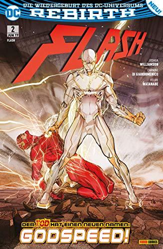 Flash, Band 2 (2. Serie) - Der Tod hat einen neuen Namen: Godspeed!: Bd. 2 (2. Serie): Godspeed (German Edition)