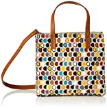 Desigual Fabric Shopping Bag, Bolsa de la Compra para Mujer, Blanco, U