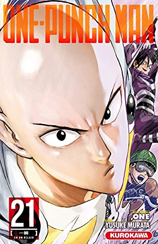 ONE-PUNCH MAN - tome 21 (21)