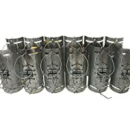 Defenders STV152M Mole Tunnel Traps - Silver (Pack of 12)