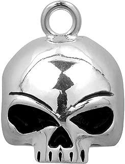 HARLEY-DAVIDSON Round Willie G Skull Ride Bell HRB020