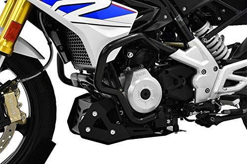 Motorize-ZIEGER Sturzbügel passend für BMW G 310 R, 17-