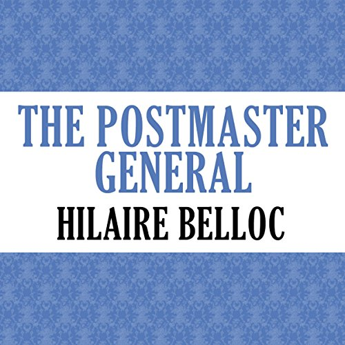 The Postmaster General cover art