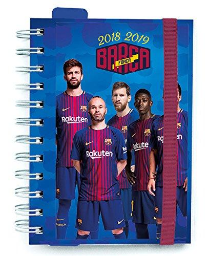 Grupo Erik Editores FC Barcelona- Agenda escolar 2018-2019...