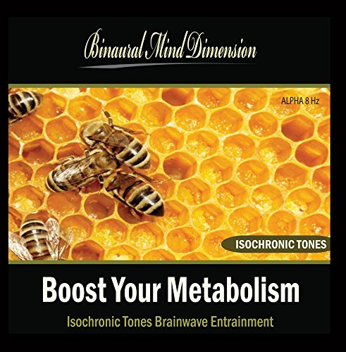 Price comparison product image Boost Your Metabolism: Isochronic Tones Brainwave Entrainment