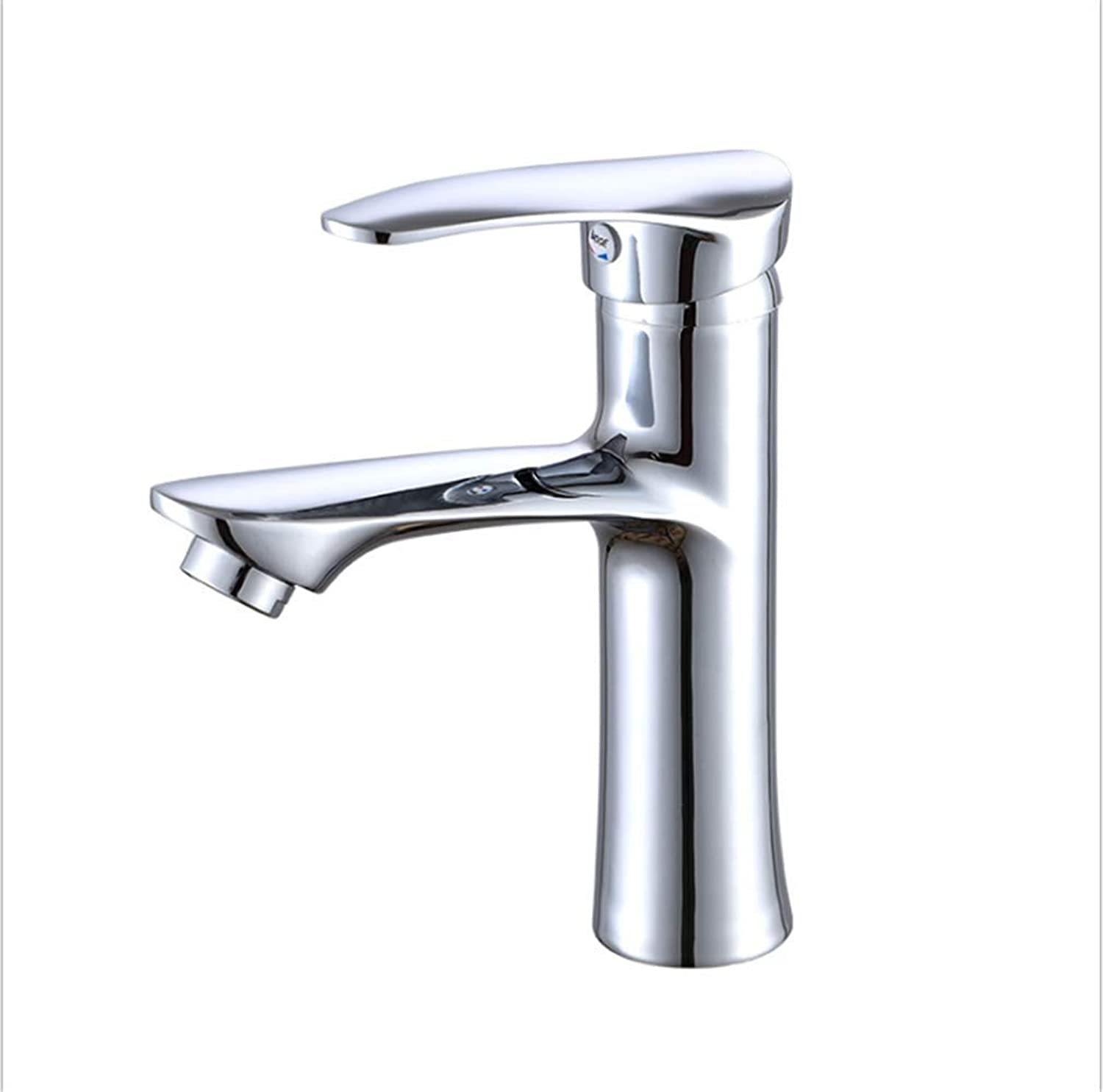 Counter Drinking Designer Archface Basin Single-Hole Single-Handed Cold-Hot Mixing Faucet Single-Hole Face Basin Faucet