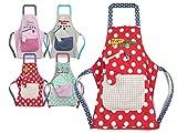 Emily´s Check Kochmütze - Küchenschürze & Topfhandschuh für Kinder 468.550, Küchenschürze & Topfhandschuh 7-12 Jahre, Pizza Chef