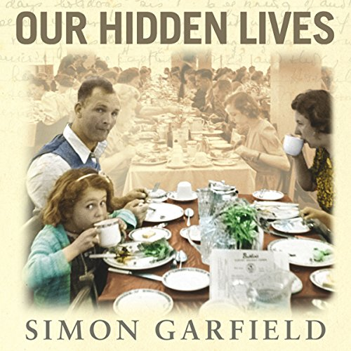 Our Hidden Lives audiobook cover art