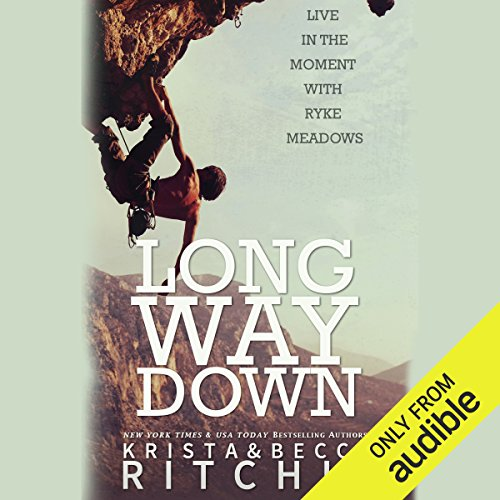 Long Way Down                   By:                                                                                                                                 Krista Ritchie,                                                                                        Becca Ritchie                               Narrated by:                                                                                                                                 Stephen Dexter,                                                                                        Jessica Almasy                      Length: 20 hrs and 8 mins     267 ratings     Overall 4.8