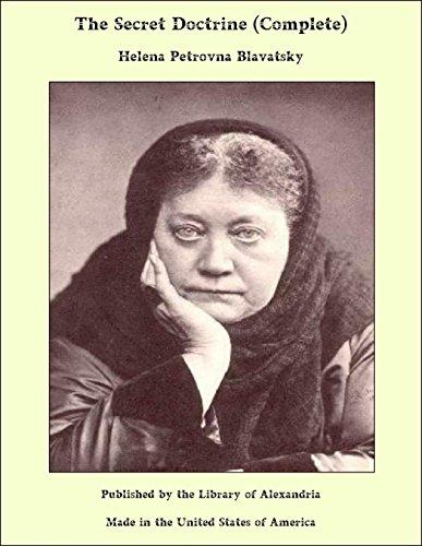 The Secret Doctrine (Complete) (English Edition)