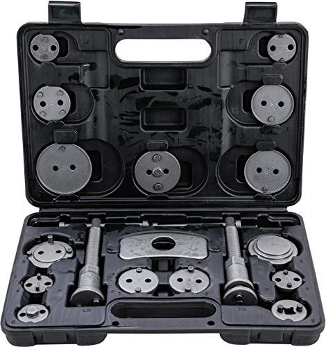 Kraftmann 1110 | Juego de reposicionadores de pistones de freno | 18 piezas