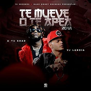 Te Mueve o Te Apea (Remix)