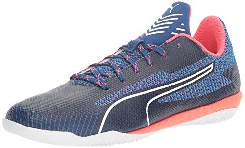 PUMA Men's 365 Ignite Ct Futsal-Shoe, Blue Danube...