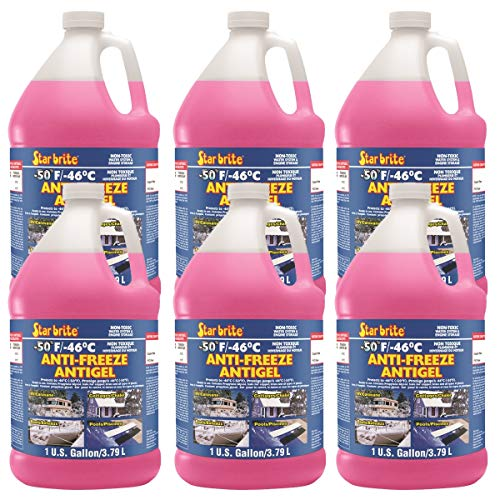 Non-Toxic Anti-Freeze, 50F 6 Gallons