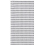 イシミズ 手拭い 日本手ぬぐい 豆絞り 00093 34×100cm