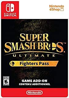 Super Smash Bros. Ultimate Fighter Pass - Switch [Digital Code]