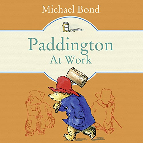 『Paddington at Work』のカバーアート