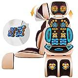 CGBF-Seduta Massaggiante Ammortizzatore Massaggio Massage Chair Pad Massage Mat,...