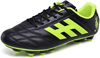 Men Soccer Shoe flat Athletic Outdoor Comfortable Shoes Boys Football Student Cleats Sneaker