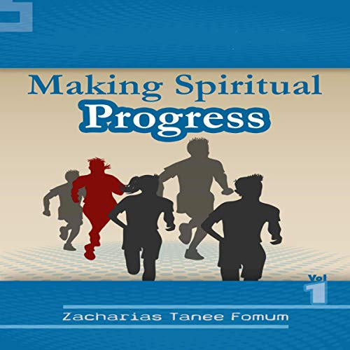 Making Spiritual Progress: Vol. 1 Titelbild