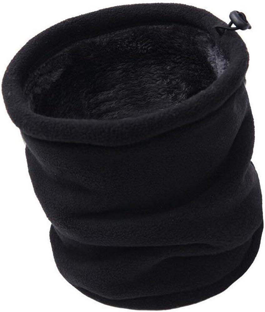 JOGVELO Fleece Neck Warmer 3 in 1 Neck Warmer Scarf for Men Women Winter Fleece Neck Gaiter /& Ski Tube Scarf for Men /& Women