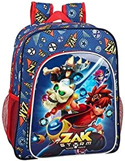 Captain Zak Mochila Junior niño Adaptable Carro
