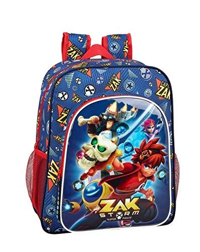 Zak Storm Captain Mochila Junior niño Adaptable Carro
